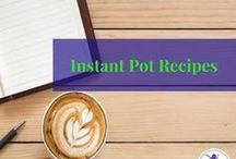 InstaPot Recipes / All about InstaPot Recipes!
