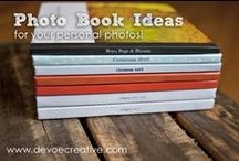Photo Albums, Gifts & Organization / All things photography. Photo ideas, gifts, etc. Baltimore Area Photographer www.devoecreative.com