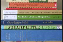 Books / by Christy Bertolino