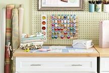 {craft} / for my future craft room in my future house