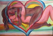 Romantic Paintings / Diego Manuel | Artist Painter Sculptor. Abstract Art Surrealism  Pop  Realism  / by Diego Manuel