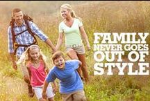 Family Travel / Ideas for family travel to Sevierville, Pigeon Forge, Gatlinburg and the Smoky Mountains.