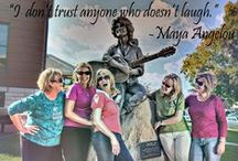 Girlfriends' Getaways / Grab your friends and take a Girlfriends' Getaway in the Smoky Mountains!
