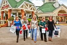 Shopping Sevierville / Sevierville is known for outlet shopping - and more! Check out the retail in Sevierville here!