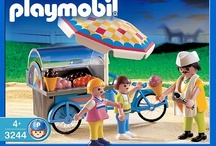 PLAYMOBIL / by Barbara Struven