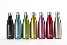 .a tip: tap / I'm part of an nonprofit that want everyone to drink more tap water and create less waste... here's some stylish (and eco friendly) alternatives to pet bottles!  www.facebook.com/atiptap / by Lena Ganssmann