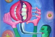 Music / Diego Manuel | Artist Painter Sculptor. Abstract Art Surrealism  Pop  Realism  / by Diego Manuel