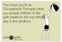 Pediatric Occupational Therapy / by Beth Barbiere