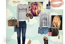 Polyvore / by Beth Barbiere