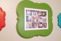 Wall Display Inspiration / Tips on planning and creating wall displays with your photographic art! Baltimore Area Photographer www.devoecreative.com