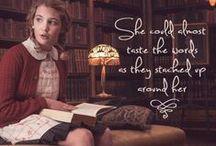 Books & Reading / Yes, I'm a bookworm  / by Carol Ayala