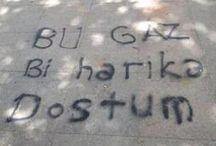 varoluş (l'ertre et le neant ou #direngezi)