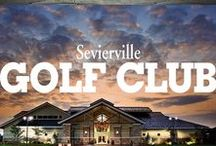 Sevierville Golf Club / Two new championship courses along the banks of the Little Pigeon River.