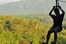 Outdoor Adventures / Outdoor adventures in Sevierville and the Smoky Mountains.