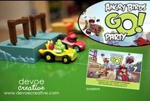 Kid's Parties / Party Ideas for Kids