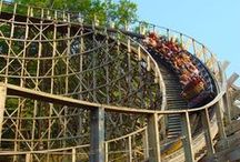 Dollywood / The fun and excitement of Dolly Parton's theme park, Dollywood.