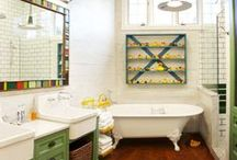 Kid Bathroom / by Sarah Vespasian