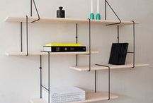 Storage and Workspace Ideas / DIY storage ideas and inspiration. Ideas where to put all that stuff. And how to organize your workspace