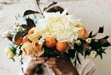Flower Arrangements / Bring the outside in with beautiful flower arrangements. / by Karisa | Petite Modern Life