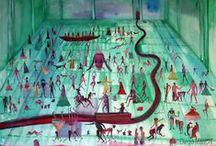 Pinturas Simbolistas