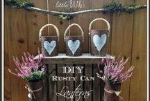 DIY / Beautiful DIY and crafts to update your home and live a beautiful life.