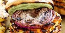 Turkey Entrees / Turkey, whole turkey, roast, turkey breast, thighs, wings, neck, turkey sausage, ground turkey, dinner, main, entree, thanks giving, food, recipes