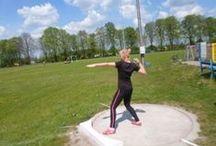 na sportowo / blog WF z klasą w SP4 w Wolsztynie