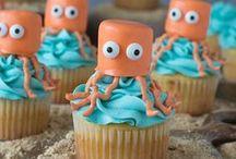 Cake Decorating Inspiration / Cake decorating inspiration (no recipes)