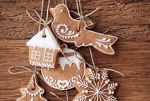 holidays: christmas: decor. / by Anna-Lisa