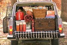 Tailgating party ideas / Fun inspiration for your next tailgate party