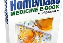 Medicine Made At Home / by Shaleen Parmenter McLaren