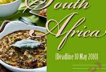 South African Recipes / by Shaleen Parmenter McLaren