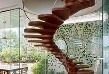 Fireplaces/Fountains/Stairways / by Ruth Brusuelas