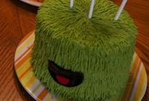 Monster Birthday Party Ideas / Inspiration for a monster-themed birthday party