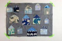 Lotje quilts | label LLDF / online portfolio of Lotje Meijknecht's quilts,  also known as 'Lotje's Leidse Deken Fabriek' aka label LLDF [http://www.lotjemeijknecht.nl ]
