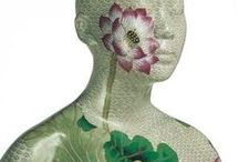 Ceramics/Pottery/Porcelain/Glass / by Ruth Brusuelas