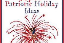 Summer/Patriotic Holidays / by Vickie Calnon-Kean