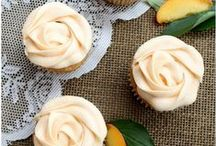 Cake, Cupcake and Frosting Recipes / Recipes for cakes, cupcakes and frostings
