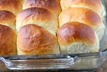Bread Recipes / Yeast breads and quick breads