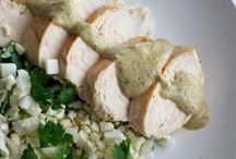 Chicken, Turkey and Duck Recipes / Main dishes with the primary ingredient of chicken, turkey or duck