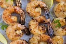 Seafood Recipes / Main dishes with the primary ingredient of seafood (fish or shellfish)