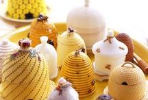 Honey Jars & Soup Tureens / by Ruth Brusuelas