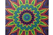 I Love Creating Mandalas! / This board showcases a favorite passion of mine - creating symmetrical images known as mandalas or kaleidoscopes. Technically, a kaleidoscope is a device for viewing, but some people also call the images by this name. Either way, I love creating them and I hope you enjoy seeing them!