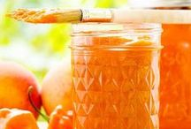 Condiment and Sauce Recipes / Condiments, sauces, savory and sweet jams