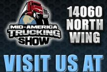 MATS / A full album of the pictures we took at the Mid America Truck Show. Feel free to comment and share as much as you want! If you have questions about any of the parts on the trucks you see please contact us at www.raneystruckparts.com
