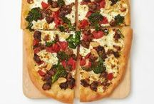 Pizza Recipes / All kinds of make-at-home pizza!