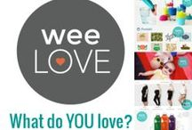 Favorites from the companies weeLove / Featuring contributions from the companies we've profiled in weeLove.