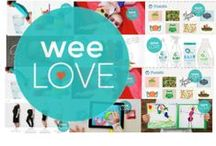 #myweeLove / We want to hear what YOU love! Tag your pins #myweeLove, and we'll re-pin our favorites.  If we use your pin in a weeLove email, we'll send you a (pretty awesome) gift box!