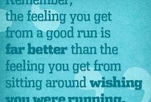 Running / Training Etc.  / by Dawn Moeller Olsen