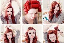 Hair / by Raechel Mastroff